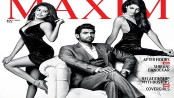 Bahubali star Rana Daggubatti's suave look is unmissable on Maxim cover