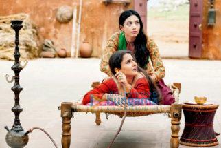 Movie Still From The Movie Begum Jaan