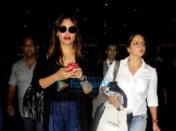 Bipasha Basu, Sohail Khan and others return from 'Dabang Concert Tour'