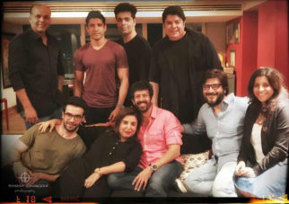 Farah Khan brings Farhan Akhtar, Kabir Khan and 6 directors under one roof