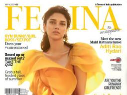 Aditi Rao Hydari On The Cover Of Famina, May 2017