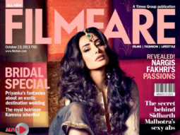 Nargis Fakhri On The Cover Of Filmfare