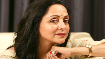 Hema Malini who portrays the rajmata in a new bio-pic