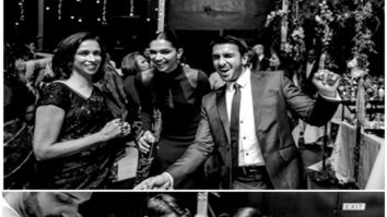 Here are unseen pictures of Deepika Padukone and Ranveer Singh at a wedding