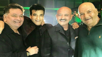 Jeetendra celebrates his 75th birthday with Rishi Kapoor, Rakesh Roshan, Prem Chopra and other friends