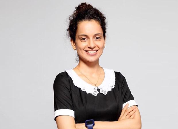 Kangna Ranaut makes debut as a scriptwriter in Hansal Mehta's Simran.