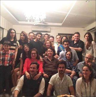 Kareena Kapoor Khan & Karisma Kapoor Host A Birthday Bash For Mom Babita