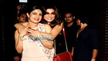 Rekha, Kangna Ranaut, Madhuri Dixit, Sushmita Sen and many more at Priyanka Chopra's bash for movie 'Ventilator' National award win