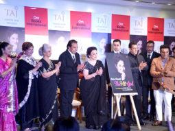 Salman Khan, Jackie Shroff, Imran Khan, Jeetendra, Waheeda Rehman, and others launch Asha Parekh's autobiography 'The Hit Girl'-1