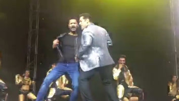 Salman Khan and Prabhu Dheva showing off their 'Jalwaa'