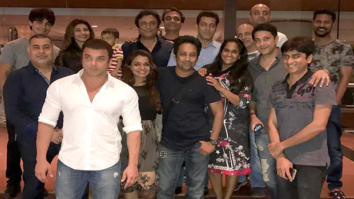 Salman Khan gets support from his family
