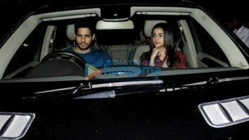 Sidharth Malhotra, Alia Bhatt, Arjun Kapoor and others grace Priyanka Chopra's bash