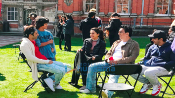 WATCH Dance, skating - Know all about the fun shoot of Varun Dhawan and Taapsee Pannu's Judwaa 2 in London