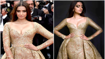 WOW! Sonam Kapoor brings back the golden glamour at Cannes 2017