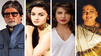 Amitabh Bachchan, Alia Bhatt, Priyanka Chopra, Anushka Sharma and other stars mourn Reema Lagoo's untimely demise features