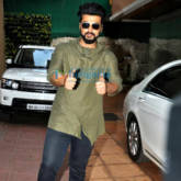 Arjun Kapoor snapped at 'Half Girlfriend' promotions