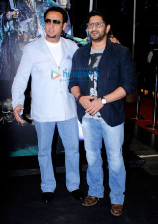 Arshad Warsi, Gulshan Grover and many more at 'Pirates of the Caribbean Dead Men Tell No Tales' screening