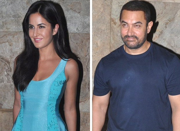 BREAKING Katrina Kaif to reunite with Aamir Khan for Thugs of Hindostan