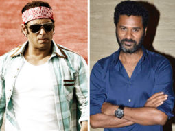 BREAKING Salman Khan - Prabhu Dheva to come together for Wanted 2, inside details