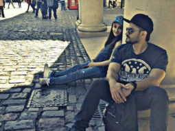 CUTE! Kunal Kemmu shares a picture of wife Soha Ali Khan flaunting her baby bump and it is adorable