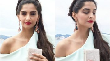 Cannes 2017 Sonam Kapoor's trouser saree is perfect blend of Indian and western culture for this hot summer1