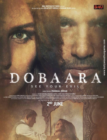 First Look Of The Movie Dobaara – See Your Evil