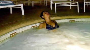 HOT! Priyanka Chopra unwinds in a bikini after a hard day's work