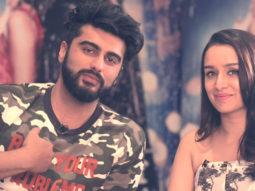 Half Girlfriend Basketball Quiz With Arjun Kapoor, Shraddha Kapoor videos