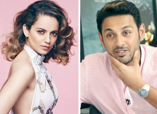 Kangna Ranaut finally blasts at Apurva Asrani's accusation about stealing writing credits for Simran