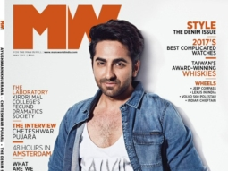 Ayushmann Khurrana On The Cover Of MW Magazine