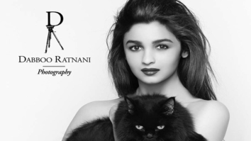 OMG! Alia Bhatt goes topless, looks picture purr-fect!