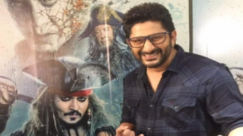 OMG! Arshad Warsi dubs for Johnny Depp in Hindi version of Pirates of the Caribbean Salazar's Revenge