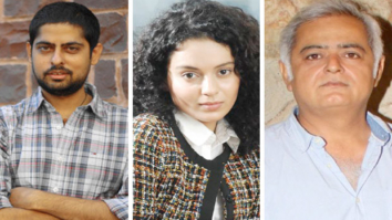 OMG! Lyricist Varun Grover takes a dig at Hansal Mehta and Kangna Ranaut