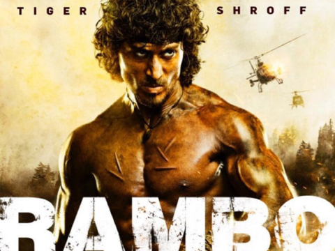 First Look From The Movie Rambo