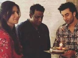 Ranbir Kapoor & Katrina Kaif Celebrates Anurag Basu's Birthday video
