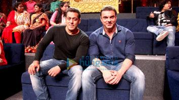 Salman Khan & Sohail Khan promote 'Tubelight' on Sa Re Ga Ma Pa Li'l Champs