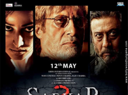 First Look Of The Movie Sarkar 3