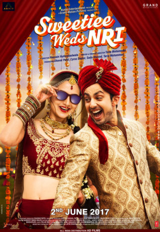 First Look Of The Movie Sweetiee Weds NRI