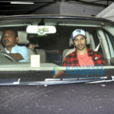 Varun Dhawan, Sonakshi Sinha, Jhanvi Kapoor and others snapped at the screening of the film 'Baywatch'