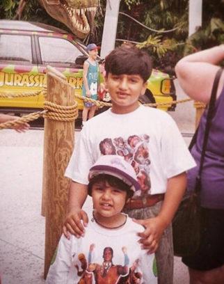NOSTALGIA! Arjun Kapoor walks down the memory lane with THIS photograph