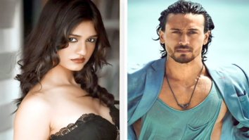 BREAKING Disha Patani roped in opposite Tiger Shroff for Baaghi 2