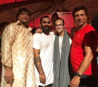 It's a wrap for Neil Nitin Mukesh on Madhur Bhandarkar's Indu Sarkar