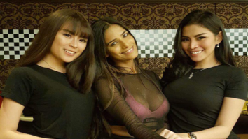Poonam Pandey sizzles as she hangs out with her Indonesian friends-1