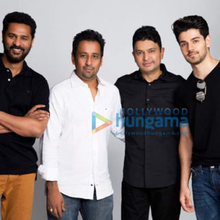 On The Set Of Prabhu Dheva - Sooraj Pancholi's Next