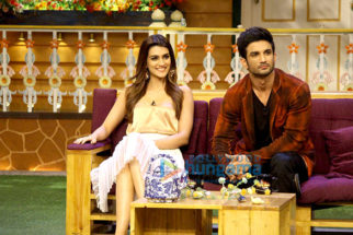 Promotion of 'Raabta' on the sets of The Kapil Sharma Show