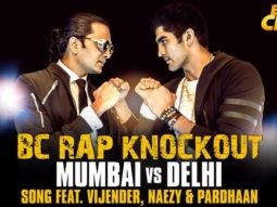 Pugilist Vijender Singh joins the Bankchors for a rap knockout