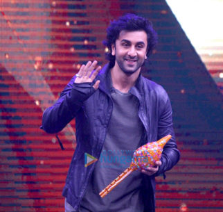 Ranbir Kapoor promotes 'Jagga Jasoos' on the sets of Sabse Bada Kalakaar
