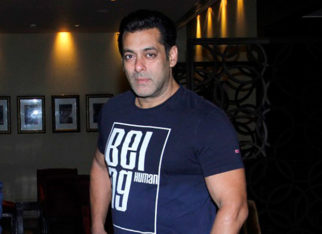 Salman Khan thinks on how you should watch Tubelight