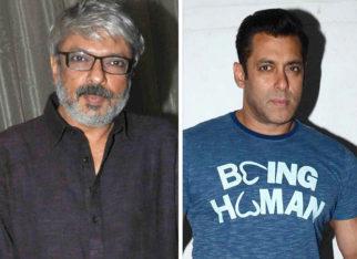 Sanjay Leela Bhansali teams up with Salman Khan for an intense love story