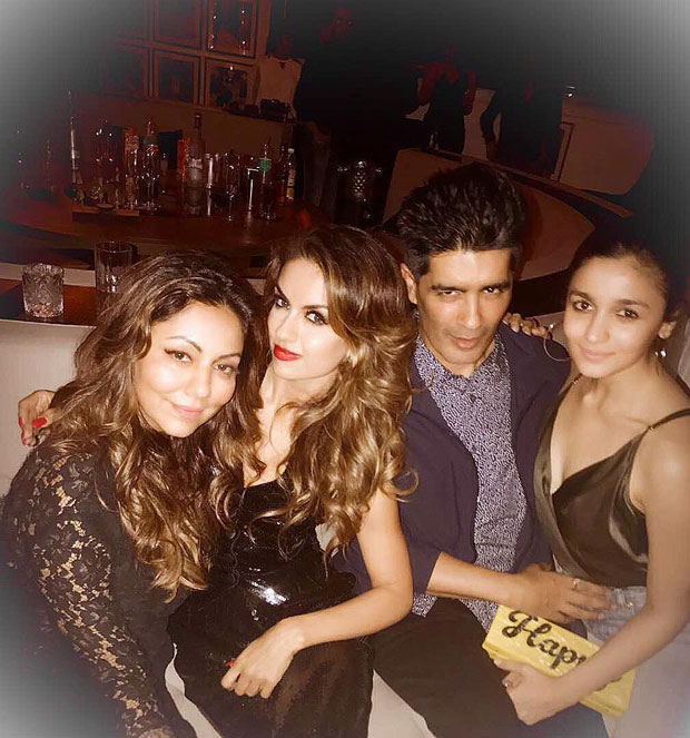 Shah Rukh Khan, Alia Bhatt, Suhana Khan and others attend Gauri Khan's star-studded restaurant opening-2